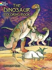 The Dinosaur Coloring Book Dover Nature Coloring Book)