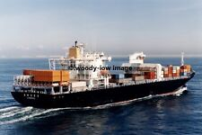 rp02384 - Royal Mail Line Container Ship - Andes , built 1973 - photograph