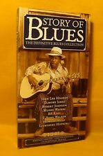 CD BOX Story Of Blues The Definitive Blues Collection (6XCD) 120TR 2009 RARE !
