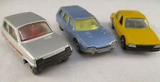 Vintage matchbox superkings & mattel hot wheels années 1970 bundle-français voitures