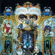 MICHAEL JACKSON : DANGEROUS / CD (SPECIAL EDITION EPIC EPC 5044242)