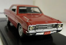 Highway 61 1/43 Scale 1968 Dodge Dart High Gloss Red Resin model car