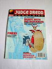 JUDGE DREDD Megazine Magazine #21 September 1996 Babes with big bazookas