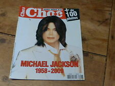 MICHAEL JACKSON - CHOC !!! SPECIAL ISSUE FRENCH MAG !!!!!!!!!!!!!!!!!!!!!!!