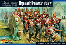 Warlord Games Napoleonic Hanoverian Infantry 1789-1815 28mm
