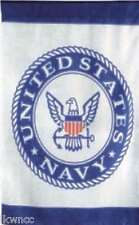NAVY  LARGE PRINTED FLAG FREE SHIPPING IN THE USA