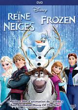 Frozen (Blu-ray/DVD, 2014, 2-Disc Set) and Disney Movie Rewards