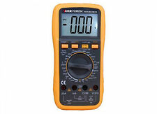 LCD Display  Ohmmeter AC DC Testing VC9805A+  3 1/2 Digital Multimeter