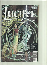Lucifer #59. . Mike Carey,Peter Gross.