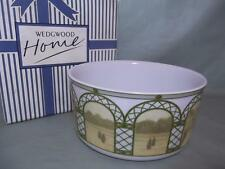 """Wedgwood Home Terrace Souffle Dish or Serving Bowl 7"""" Boxed"""