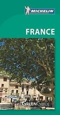 Michelin Green Guide France (Green GuideMichelin)-ExLibrary