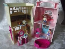 Fisher Price Sweet Streets  Pet Shop Beauty Salon WITH Dolls AND Accessories