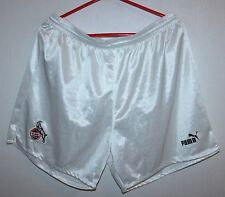 Vintage 1. FC Koln Germany shorts Puma Size XL