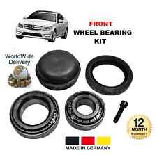 FOR MERCEDES BENZ C CLASS COUPE C204 2011-- ON NEW FRONT WHEEL BEARING KIT