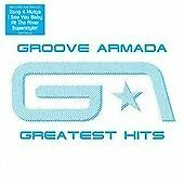 GROOVE ARMADA - GREATEST HITS / THE VERY BEST OF - CD (FREE UK POST)