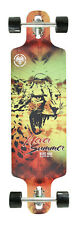 Never Summer Wingman 2016 Downhill Freeride New Longboard Skateboard Complete