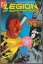 Legion of Super-Heroes 20 March 1986 DC Comics