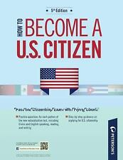 How to Become a U.S. Citizen (Peterson's How to Become A U.S. Citizen), Peterson