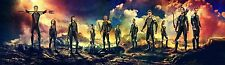 """The Hunger Games 2 Catching Fire Movie Silk Fabric Poster 14""""x49"""""""