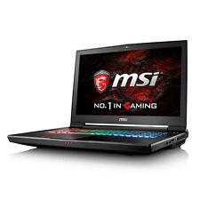 MSI GT73VR TITAN-017 VR-Ready 120Hz i7-6820HK GTX1070 16GB/128GBSSD+1TB