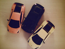 ferngesteuertes RC Auto Lamborghini m.Lizenz - 1:24 * orange * 40,7 MHz