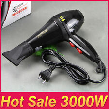 20% OFF 220V 3000W Hair Dryer High Power Salon Professional style tool