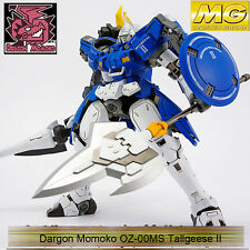 Dragon Momoko 1:100 MG OZ 00MS Tallgeese II Model Kit Self Assembled New In Box