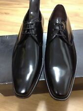 REDUCED FROM £185.00TO £135.00 AQUASCUTUM MENS SMART SHOES 10