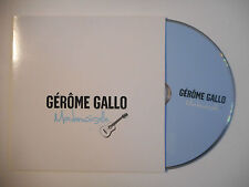 GEROME GALLO : MADEMOISELLE ♦ CD SINGLE PORT GRATUIT ♦