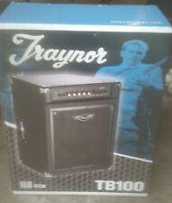 Traynor TB100 Bass amplifier