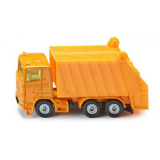 Siku 0811 Scania Garbage truck orange - new model Model car new! °