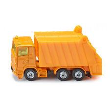 Siku 0811 Scania Müllwagen orange - neues Modell Modellauto NEU! °