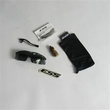 Oakley ESS ICE-2X Ballistic Smoke Grey Glasses kit Eyeshield