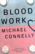 Blood Work, Michael Connelly, 0316153990, Book, Acceptable
