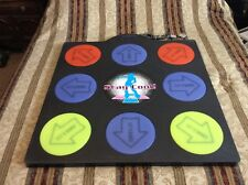 Very Rare Dance Performance Hard Pad Stay Cool DDR208 Play Station PS1 Vintage