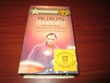 """Mr Drums - Buddy Rich Live on King Street """"Channel One"""" (BETA/Betamax 1985) NEW"""