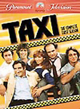 NEW SEALED Taxi - The Complete First Season (DVD, 2004, 3-Disc Set, Checkpoint)