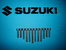Suzuki TS185ER 185cc ER TS Trail SS Stainless Cap Head Allen Screw Kit