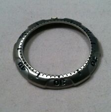 Tag Heuer 6000 Series Ladies Bezel Brushed New Auth