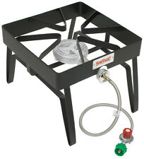 Bayou Classic SQ14 Outdoor Patio Stove Propane Camping Gas Cooker Ships in US