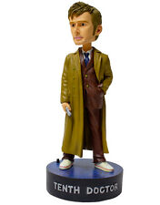 10th Dr Doctor Who Light Up Sonic Screwdriver Tennant Bobble Head Wacky Wobbler