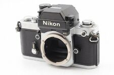 Nikon F2AS Photomic silver [EXC] working  from Japan 35mm SLR film camera 82436