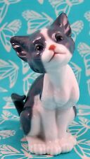 "Lladro # 5113~  CAT ~ AKA  "" Feed Me ""    ***MINT***      BUY 1 GET 1 50% OFF"