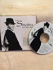 "FRANK SINATRA-RARE Orig IMPORT HITS CD-""20 Classic Tracks""-MFP Records-'98-NM"