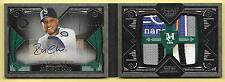 2016 Topps Museum Primary Pieces Robinson Cano Quad Patch Autograph Book #01/10