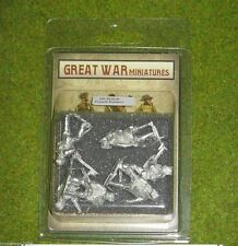 GREAT WAR MINIATURES British Trench Raiders 1918 28mm B6