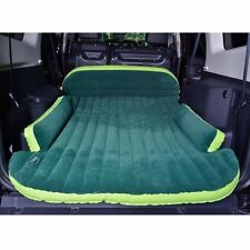 Inflatable Car Air Mattress Auto Bed Back Seat Bedroom SUV Truck Van Heavy Duty