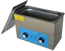 4L 110V Digital Ultrasonic Cleaner Stainless Steel Industry Heated Heater Y