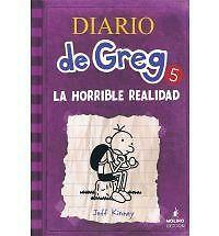 Diario de Greg 5 la Horrible Verdad by Jeff Kinny (2011, Paperback)