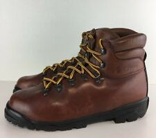 Skywalk Brown Leather  Hiking  Boots Uk Size 9